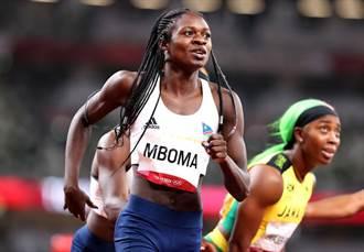 東奧》男人的身體?18歲西非女將短跑摘銀惹議