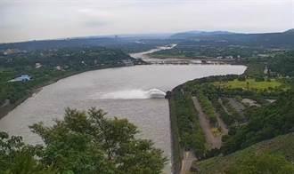 石門水庫持續調節性放水 北水局:5日水位目標降至244公尺