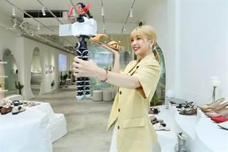 網路本土女鞋品牌進駐南西商圈 獨棟旗艦館打造網美拍照地