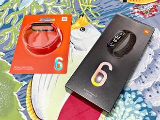 [體驗]小米手環6僅千元出頭 可監測睡眠品質與血氧更安心