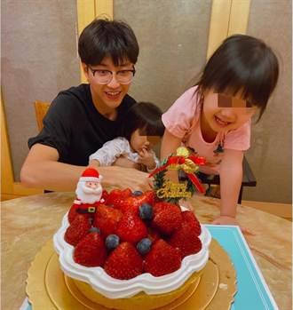 江宏傑離婚後將歡慶首個父親節 承認當爸不簡單