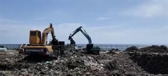 花蓮市垃圾掩埋場重污染 地下水氨氮超標120倍