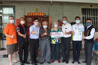 犧牲自己讓愛發光 70歲長者捐出100萬救護車購置基金