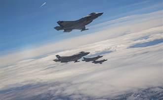 隊友跟不上 F-35飛行員面臨大問題