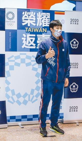 東奧》參選IOC運動員委員 周天成獲609票