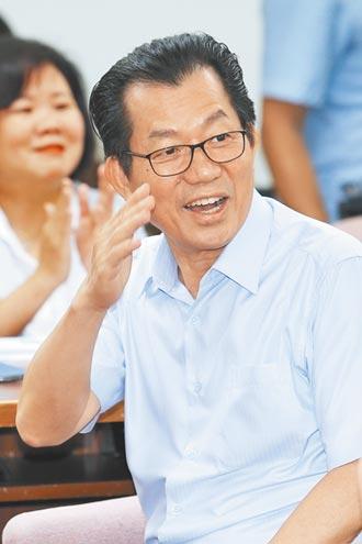 健康因素 李應元突辭駐泰代表
