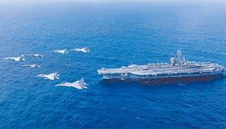 印特遣艦隊月初出發 參與4國軍演