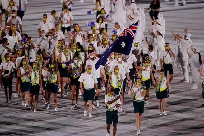 澳洲隊這次在東奧留給外界相當負面的印象。(路透資料照)