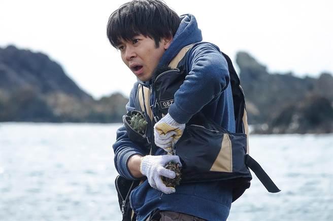 日本人氣男星仲野太賀主演是枝裕和監製新作《不容易的爸爸》。(台北電影節提供)