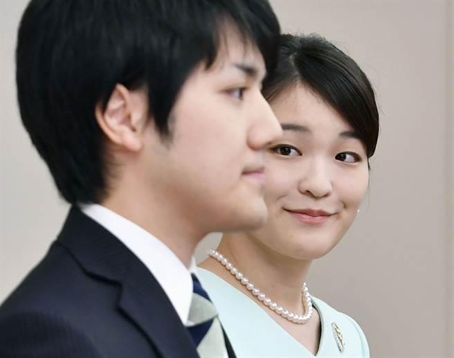 日本皇室成員接種疫苗順序跟一般民眾一樣,沒有任何特權,真子公主今天接種首劑疫苗。(資料照/中央社)