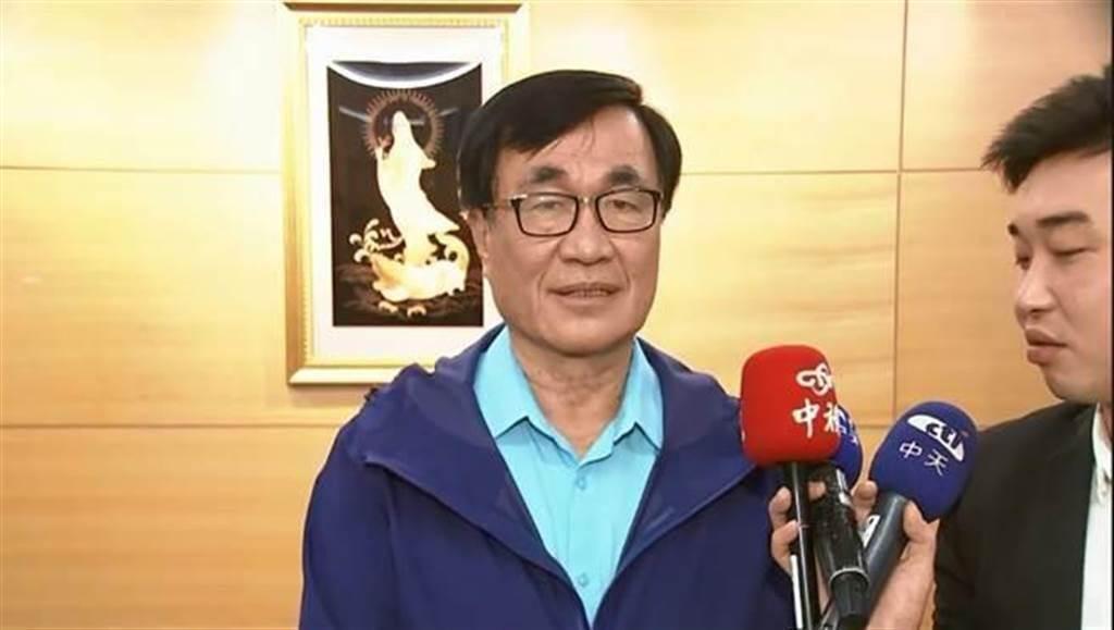 前高雄副市長李四川。(中時資料照)
