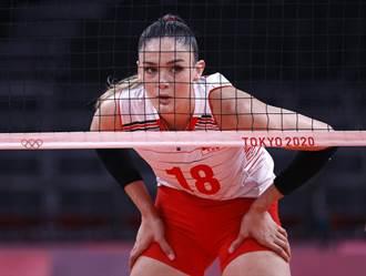 東奧》韓國人不團結了?土耳其排球女神讓韓國鄉民瘋狂
