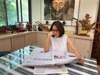 陳時中嗆記者「不健康」 高金素梅回問一句酸度爆表