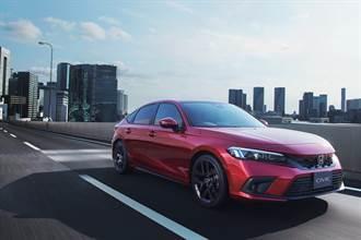 賦予全身「爽快」的價值,Honda Civic Hatchback即將於日本上市