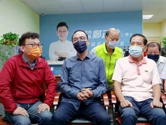 新竹市長選戰策略藍白合?朱立倫:國民黨變強最重要