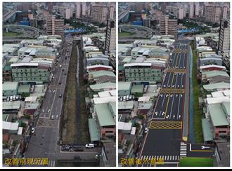 土城亞洲路拓寬增設1車道  預計2022年完工
