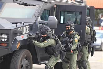 反恐訓練中心遭質疑蚊子館  警政署澄清訓練不曾間斷