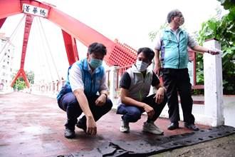 打造菁華橋新風貌 花蓮市爭取經費進行修繕及光雕