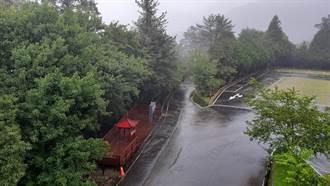 盧碧颱風不排除回馬槍 東勢林管處籲勿前往山區