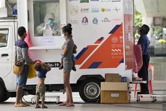 泰國連3天單日新增破2萬 曼谷近10萬確診居家隔離