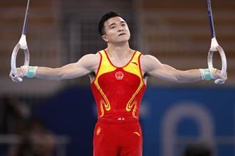 東奧》吊環「歪頭殺」暴紅 金牌劉洋:讓世界看到中國人的態度!
