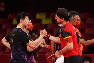 東奧》大陸桌球男團四連霸 中華隊死敵遭3:0橫掃