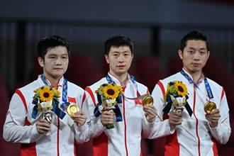 東奧》中國桌球男團3-0勝德摘金 樊振東逆轉奧恰洛夫