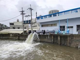 外圍環流影響 南市啟動二級應變中心開設