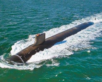 抗中 美3艘海狼潛艦潛入西太平洋