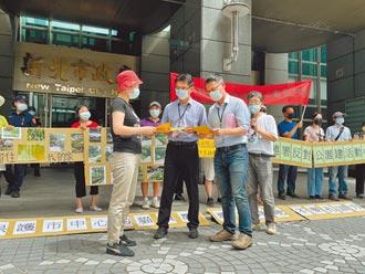 樹林長壽公園建活動中心 居民反對