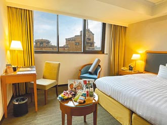 住宿率剩1成 台南飯店紛轉防疫旅館