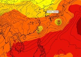 「微颱風」登陸機率大增 地點曝!全台雨再下兩天