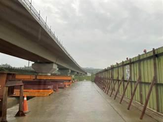 豪雨灌爆南部 15處公路受影響