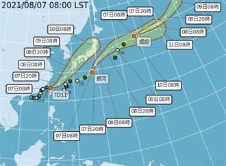 台灣颱風標準與各國標準不一?氣象局:標準都一樣