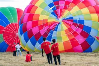 台東熱氣球7日首飛活動全數取消 遊客失望