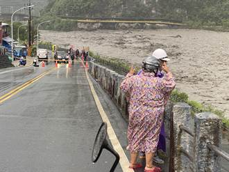 八八風災12週年前夕遇溪水暴漲 台東嘉蘭村民徹夜難眠