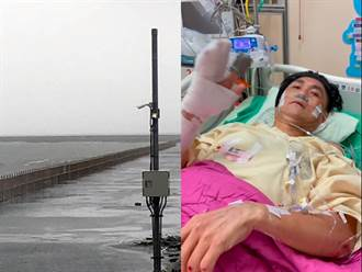 頂鮮董座李日東遭浪襲重傷 躺病床報平安 集團急發聲明