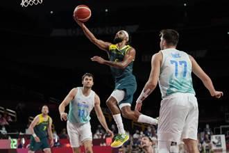 東奧》米爾斯轟42分助威 澳洲摘史上首面奧運男籃銅牌