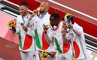 東奧》義大利飆出新高度 田徑項目豪奪5面金牌