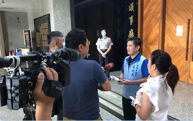 國民黨高雄市議員吳利成。(圖/取自吳利成臉書)