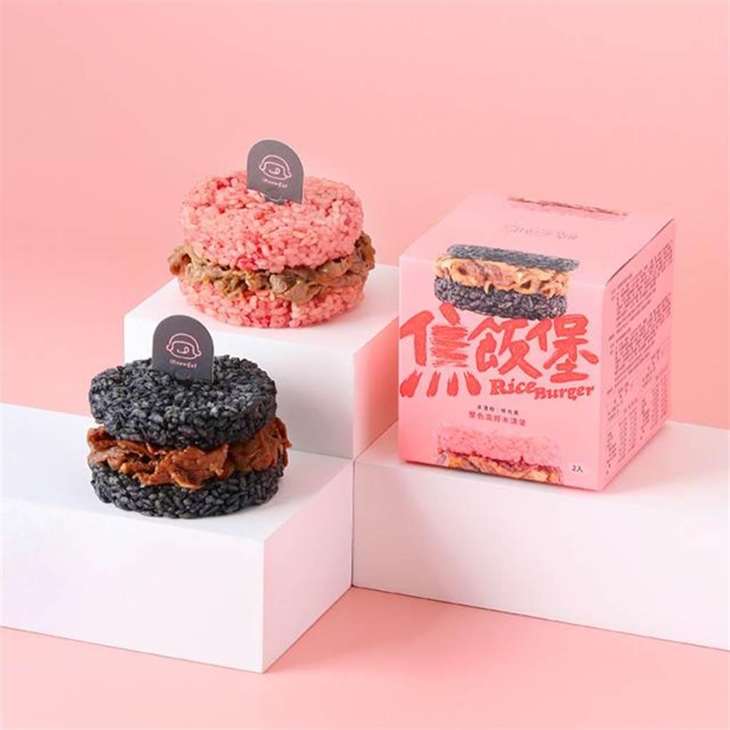 PChome 24h購物的曉吃焦飯堡2盒,原價378元,31日前特價369元。(PChome 24h購物提供)
