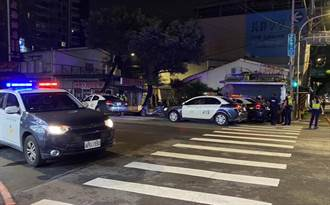 黑衣人包圍土城酒吧噴滅火器尋仇 2男慘遭圍砍重傷
