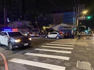 黑衣人糾眾砸滅火器鬧事 土城2男酒吧遭追殺砍傷