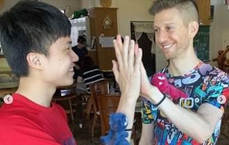 東奧》洋人主播超愛林昀儒為他說中文 親曝兩人私下關係