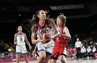 東奧》跨屆55連勝!美國女籃射日摘金完成奧運7連霸
