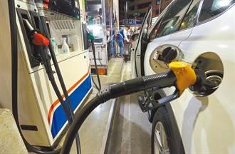 油價震盪起伏 汽油降價0.4元 柴油調漲0.2元