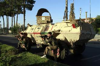 塔利班進逼 24小時內阿富汗2省會相繼淪陷