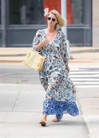 夏日首選印花洋裝 希爾頓酒店千金、Lady Gaga都愛