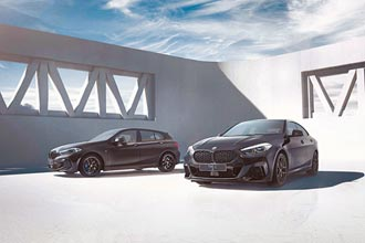 BMW Black Storm 限量登台