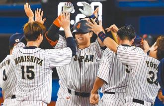 東奧》轟倒美國 日本奪棒球首金